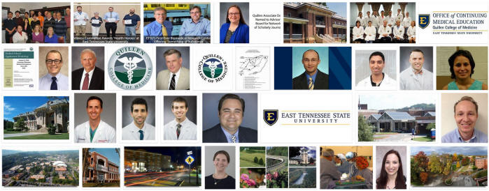 East Tennessee State University James H. Quillen College of Medicine